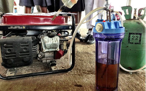 Their generator project