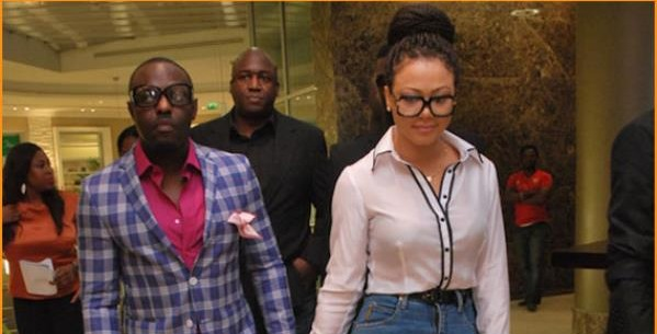Jim ike dating nadia buari