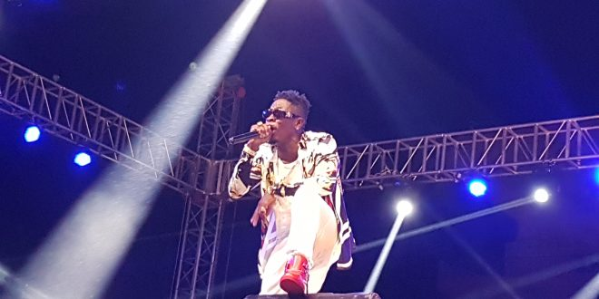 """Shatta Wale Is A National Nuisance & A Vagabond Who Would Never Taste The Megastar Status For Insulting Our Big Stars""–Nigerian Artiste Blasts Shatta Wale Left Right In This Song"
