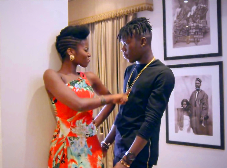 Woow Read Stonebwoy S Congratulatory Message To Mzvee On