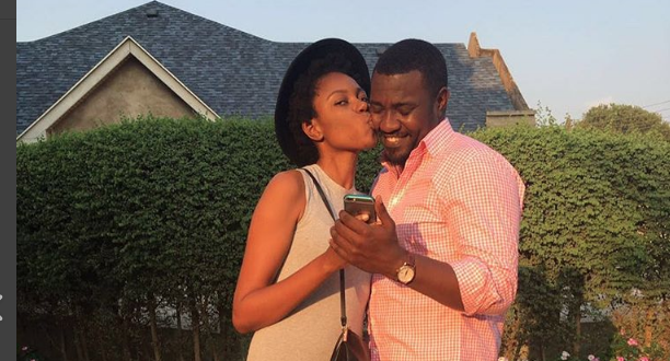Image result for yvonne nelson and john dumelo