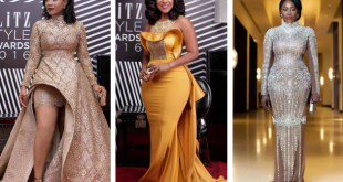 Best Dressed Female Celebrities At The 2016 Glitz Style Awards