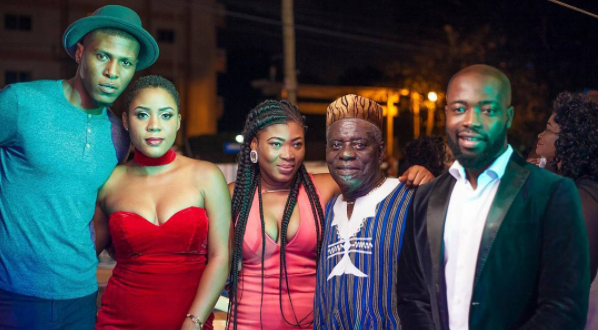 ghana movie awards nominees cocktail party
