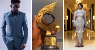 full list of winners of the 2016 African Entertainment Legends Awards (AELA)