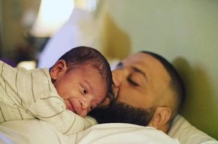 dj khaled son photos