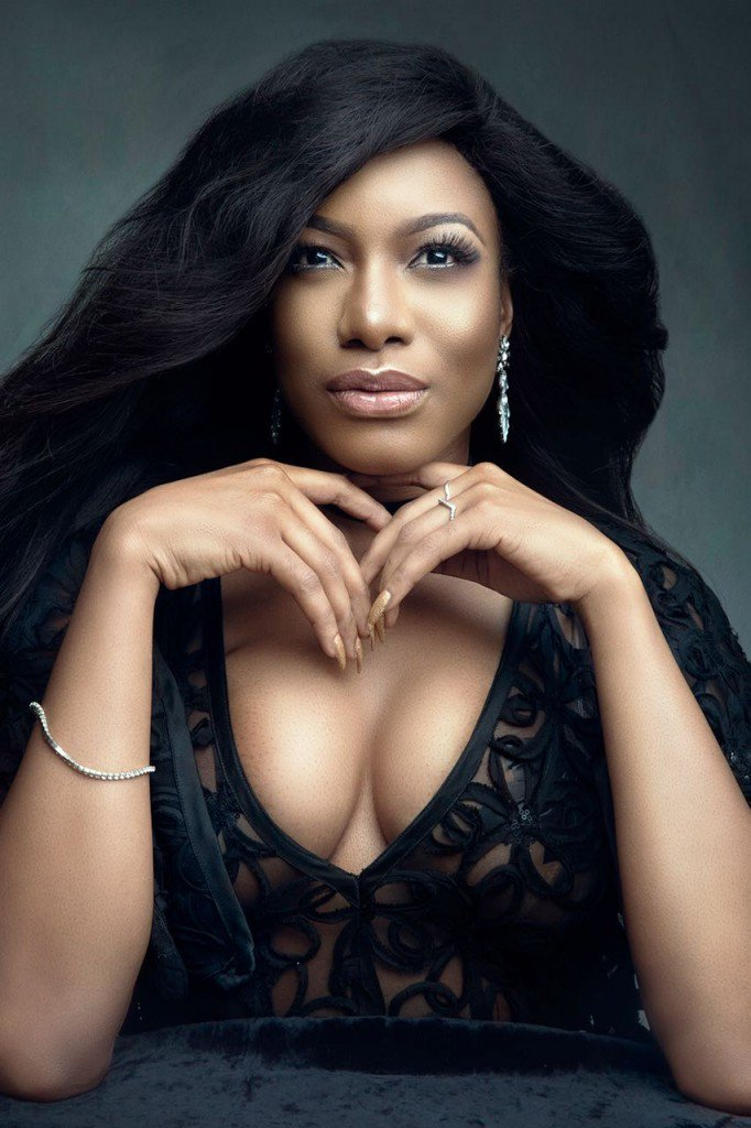 Now You See Me Movie Stage Chika Ike Looks Ravish...