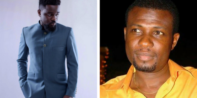 Mark Okraku Mantey Threatens To Sue Sarkodie