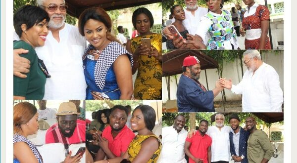 Kofas Media Set To Shoot Another Movie Starring, Pete Edochie, Lil Win, Nana Ama McBrown & Others