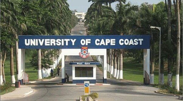 University of Cape Coast West Gate