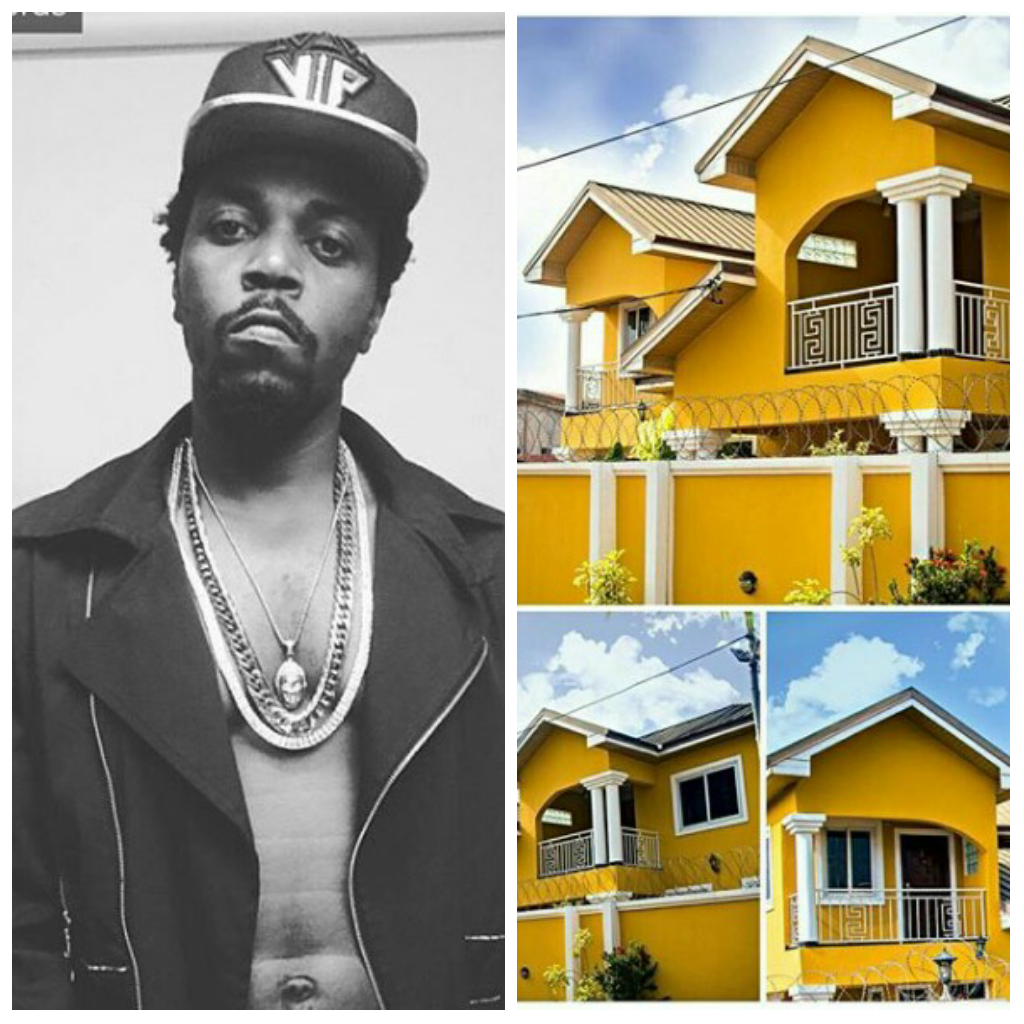 Image result for shatta wale mansion