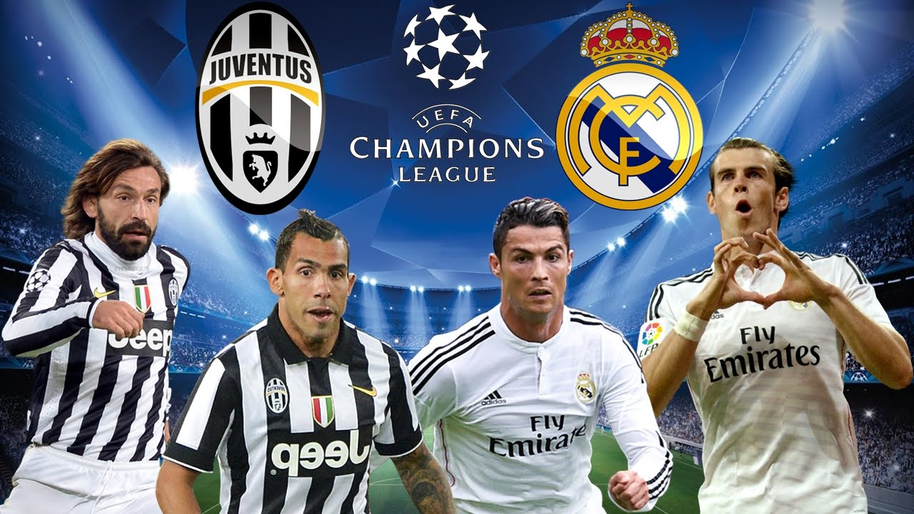 Champions League Final: Juventus VS Real Madrid Live ...