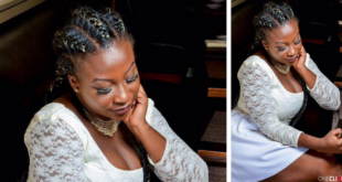Maame Serwaa-Mad Over You Cover