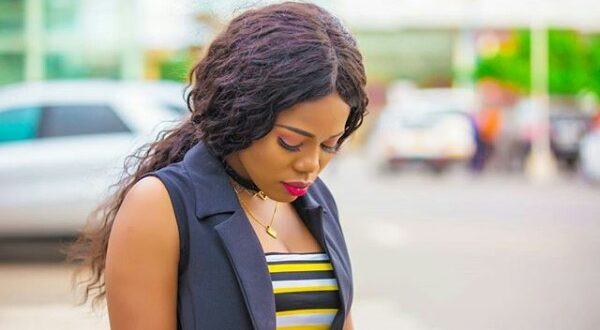 Mzbel Blasts Journalist; Calls Him A 'Fool' & 'Kojo Basia'