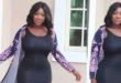 Video: Mercy Johnson In Ghana After 8 Years To Shoot A New Movie Titled 'Once Upon A Family'