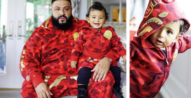 When You Have More Swag Than Daddy: Dj Khaled And His Son, Ashad