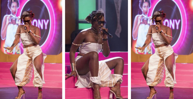 """Ghanaians Would Soon Get Used To Me Showing My Body Parts Because I Won't Stop It Today Or Tomorrow-Ebony Fires Back At Critics"