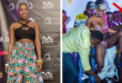 Photos: That Moment When Feli Nuna Decided To Strip & The Boys Couldn't Stop Staring