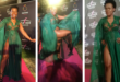 What A Shame! South African Woman Goes Pantless At  Event & Exposes Her Tonga (Photos)