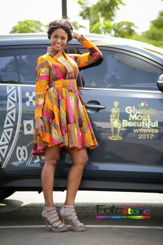 Photo: Zeinab, Winner of Ghana's Most Beautiful 2017