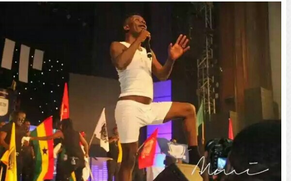 shatta wale is mentally sick probably suffering from