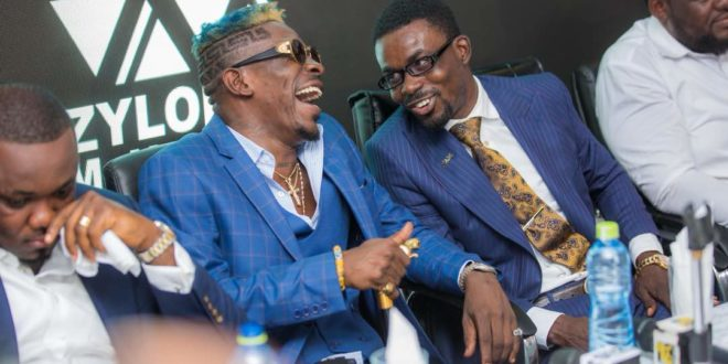 Shatta Wale's Threat That He Would 'Burn Down Churches' Overly Disrespectful–Stonebwoy Finally Speaks