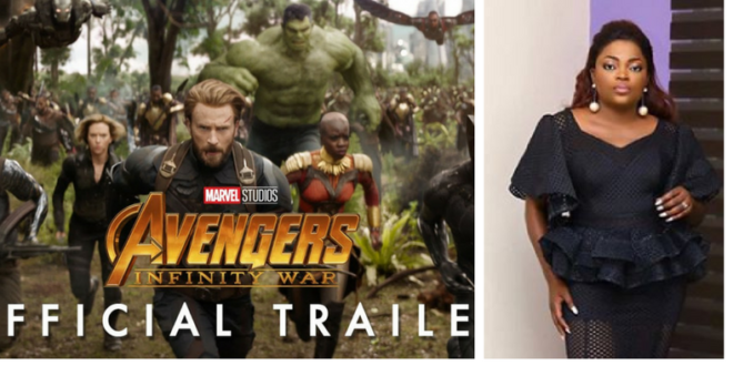 "Jennifa's Diary Star, Funke Akindele  Featured In Hollywood Movie ""Avengers: Infinity War"""