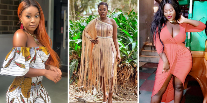 Video: Sista Afia, Fella Makafui & Efia Odo 'Clash' In A Meeting To Settle Their Beef? Other Top Actors Too Involved