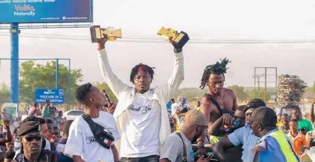 'Patapaa Has No Talent, I'll Never Feature Him On My Song' — Fancy Gadam