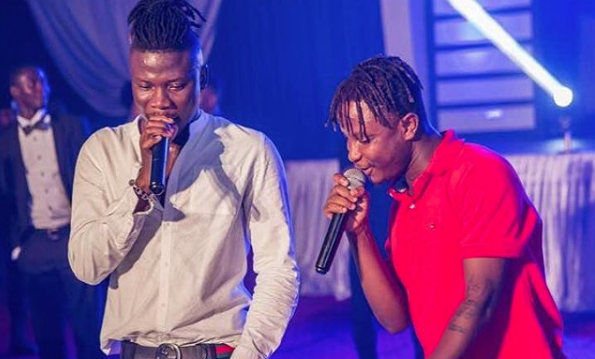 Image result for kelvyn boy stonebwoy