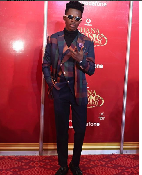 Strongman at the VGMA 2018
