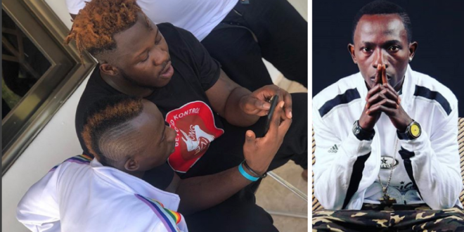 Patapaa On A Different Level Now! Listen To 'Talk To Am' As Medikal Featured Him On This One