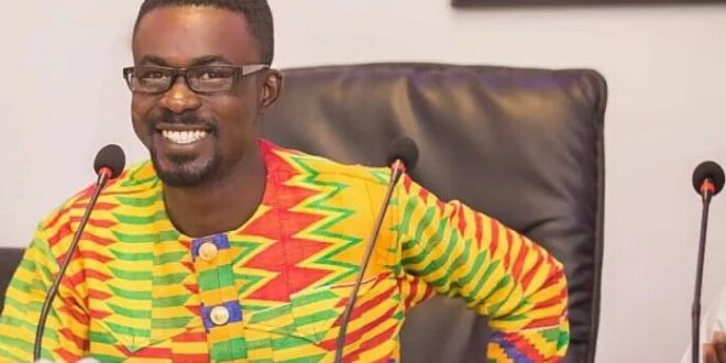 Nana Appiah Mensah Loses His Cool, Calls Joy Fm Journalist 'Stupid' –Here's WHY