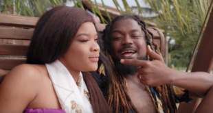 Samini obaa music video