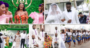 sarkodie wedding pictures