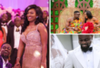 A Love Filled With Joy: Sarkodie Finally Releases Official Wedding & Engagement Photos