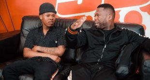 Nasty C and 50 Cent