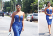 Bridesmaids Duties: Sandra Ankobiah's Slayed It At Becca's Wedding ( Photos)