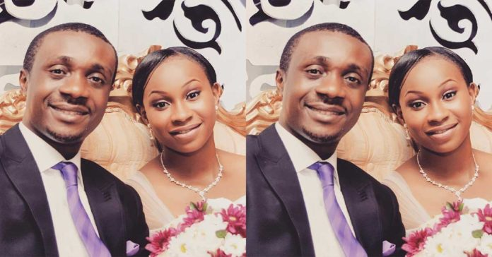 Gospel musician, Nathaniel Bassey and wife celebrate 7th wedding anniversary  » GhBase•com™