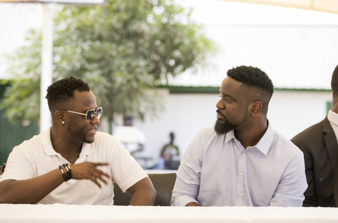 DJ Mensah Shares Story Of How Sarkodie Was Attacked Spiritually Before His Performance In Kumasi, 2012