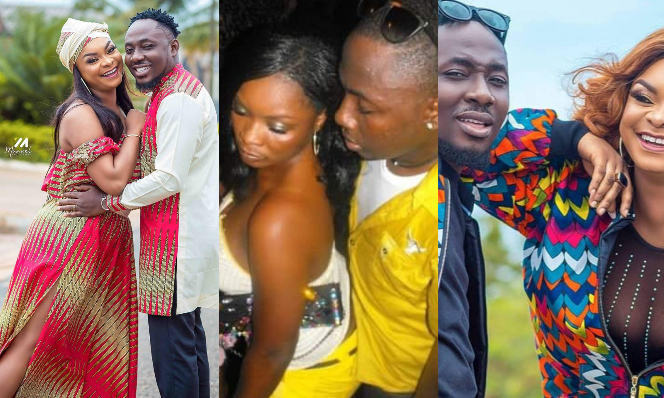 Choirmaster Shares Throwback Photo Of Over 10 Years Of He And His Wife Beverly Afaglo, Thanking God For How Far They Have Come(Photo)